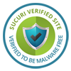 The sucuri trust badge