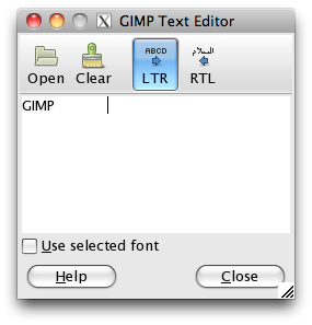 How to Add Text Behind a Picture - Gimpshop